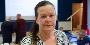 Gunilla Berglund (C), ordförande.