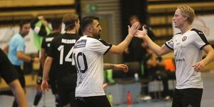 ÖSK Futsal ligger just nu åtta i SFL-tabellen.