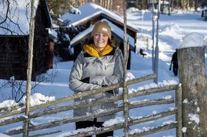 Camilla Dückhow har alltid varit sportig, och  tillbringar en stor del av sin lediga tid ute i naturen.