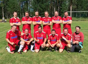 Hede/Funäsdalen var starkast i årets veteranturning i fotboll.