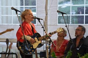 Egna tolkningar. Sofia Karlsson framför gärna visor och slog igenom rejält 2005 med sina tolkningar av Dan Anderssons dikter.