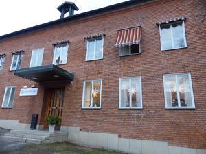 Tingshuset i Söderhamn.