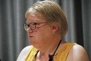 Om projekt Lysta får ett markanvisningsavtal, gäller det i fem år, då ska de projektera och planera allt, enligt Irene Jonsson (S).