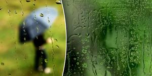 Nu kommer regnrusket till Dalarna. Foto: Erlend Aas, Hasse Holmberg