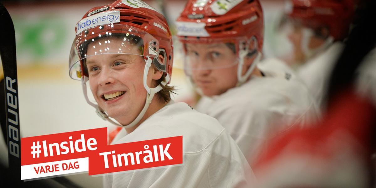 Viktig vecka för Timrå IK – häng med på första träningen #InsideTIK