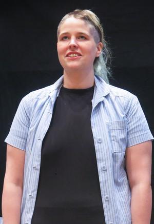 Cecilia Wenngren får beröm för sin sångröst.