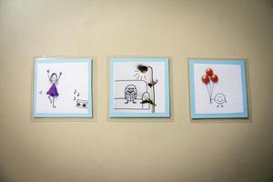 Malins finurliga illustrationer utifrån blommor – och tomater! Här i form av ett memory-spel.