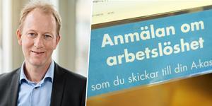 Tomas Eriksson. Pressbild/arkivbild.