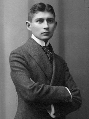 Franz Kafta 1906. Foto: Sigismund Jacobi