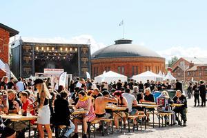 Gefle metal festival i full gång i fjol. Antalet besökare har växt varje år.