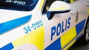 Just nu utreder polisen en misstänkt våldtäkt som ska ha ägt rum i en lägenhet på Kyrkgatan i Östersund. Foto: Sara Borg.