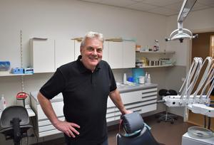 Anders Lögdahl fyllde 70 år i november, och för ST berättar han om sina tankar kring att efter 40 år avsluta sin yrkesbana som tandläkare.