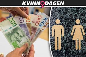 Christiane Rüdiger (V) skriver att vi måste gå mot ekonomisk jämlikhet mellan män och kvinnor. Bild: Pontus Lundahl/TT / Nora Lorek/TT