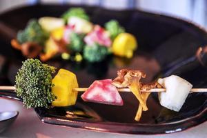 Spett är ett roligt sätt att servera grönsaker på.