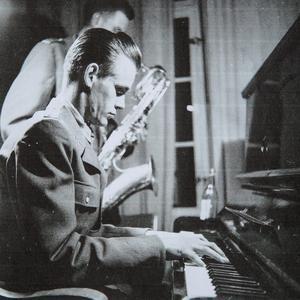 Lennart Wikström jazzar loss på