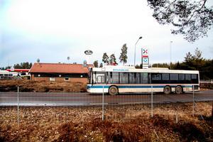Ny busstidtabell för Sura med omnejd gäller från 11 december.