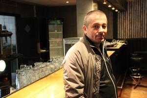 Daniel Josipovic, som drev Racken, letar nu efter en ny lokal att öppna upp i.