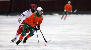 Östersund var ofta skäret före i premiärmatchen.