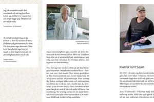 Stödebröd finns med i boken om tunnbrödets historia. Bild: Pressbild