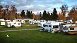Farstanäs camping.