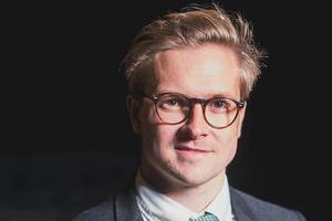 Marcus Ståhl, vd för destination Vemdalen.