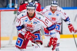 Dan Pettersson lämnar Västervik. Foto: Simon Eliasson (Bildbyrån).