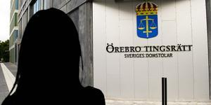 En 18-årig kvinna från Nynäshamn häktades under torsdagen av Örebro tingsrätt. Kvinnan är på sannolika skäl misstänkt för våldtäkt mot barn.