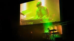 Khoa Nguyen fick en stund i strålkastaren där han visade upp sina kunskaper på klaviatur.