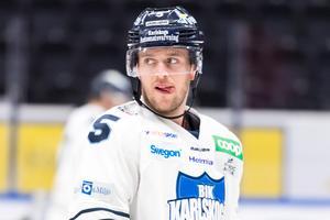 Ricard Blidstrand vänder hem till AIK efter två år i BIK Karlskoga. Foto: Bildbyrån
