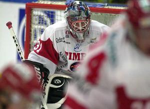 Fredrik Andersson i Timrå IK:s kasse.