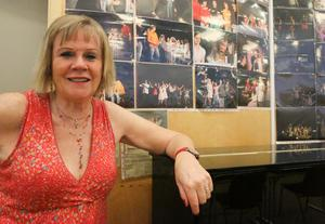 Inger Stähring, lärare på Kumlaby skola, gick till sommaren i pension efter 45 år.