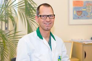 Kristian Thörn, överläkare USÖ.