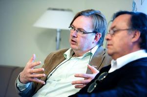 Per Madsen är samordnare för lärarutbildningskontraktet i Borlänge kommun.
