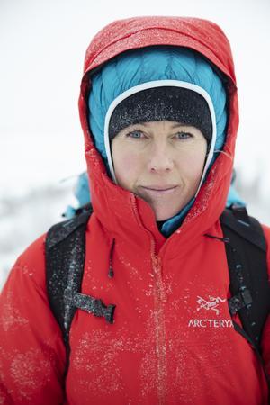 Anette Andersson är uppväxt i Järpen och bor nu i Undersåker.