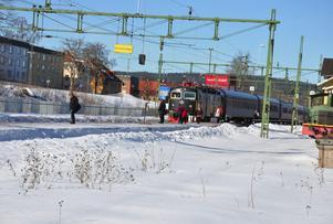 Region Dalarna uppmanar länets riksdagsledamöter agera - så att regeringen tillför Dalabanan minst 300 miljoner mer än vad Trafikverket föreslagit. Foto: Roland Berg.