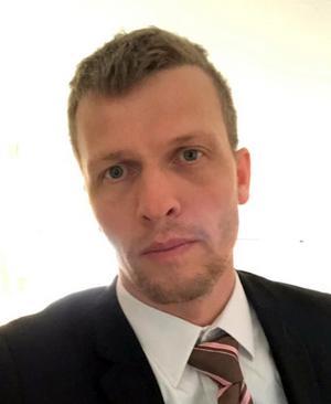 Richard Mårtensson, utredare vid konsultföretaget Human & Heart. Bild: Privat