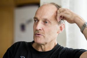 Göran Wåhlstedt (V) gruppledare Vänsterpartiet.