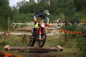 I augusti var det dags för enduro-SM att ta plats i Laxå.