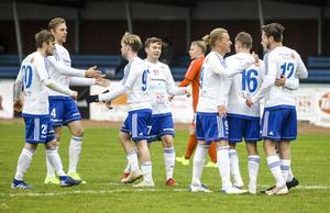 Iggesund ligger trea med en match kvar att spela innan uppehållet.