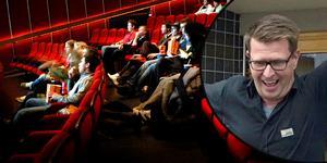Nu laddar Borlänge filmstudio inför en ny termin. Foto: Privat och Scanpix