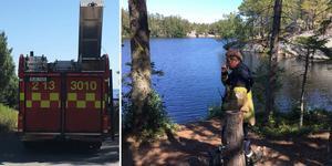 I juli hittades en kvinna i 65-årsåldern död efter en drunkningsolycka i Klubbsjön utanför Härnösand.
