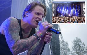 Takida och Robert Pettersson har gläntat på dörren till vad som skulle kunna bli en comeback för den största musikhändelsen i Ånge kommuns moderna historia.