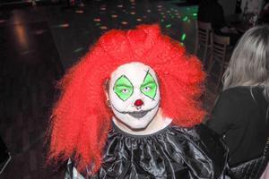 Clowner kan vara roliga ... och nått annat.