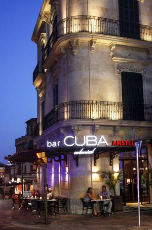 Bar Cuba är en klassiker i Santa Catalina.