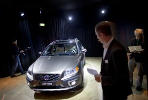 Volvo V70 kostar totalt 29 773 kronor i servicekostnader efter sex år.