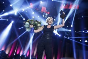 Sanna Nielsen vann årets upplaga.