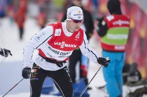 Anders Södergren åker femmilen.