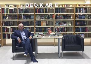 Som generalsekreterare för Svensk biblioteksförening myntade Niclas Lindberg begreppet