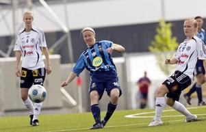 2009 mötte BK30 Djurgården. Det blev förlust med 0-6.