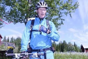 Mats Skott tog med sig extremsporten när han flyttade hem till Sverige från Frankrike 1995. Nu arrangerar han Åre Extreme Challenge för 18:e gången.